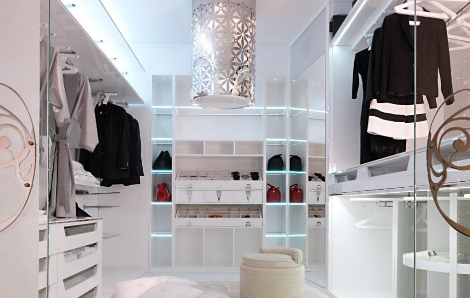 Система гардеробной