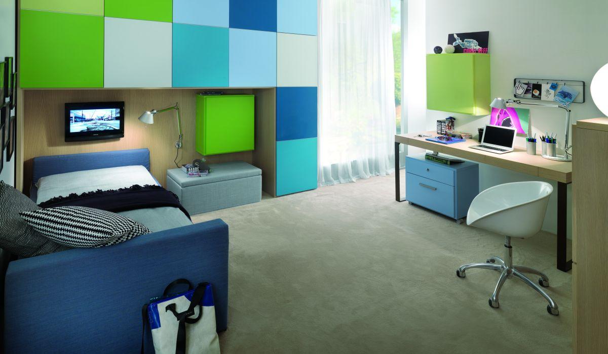 Дизайн современной детской комнаты фото