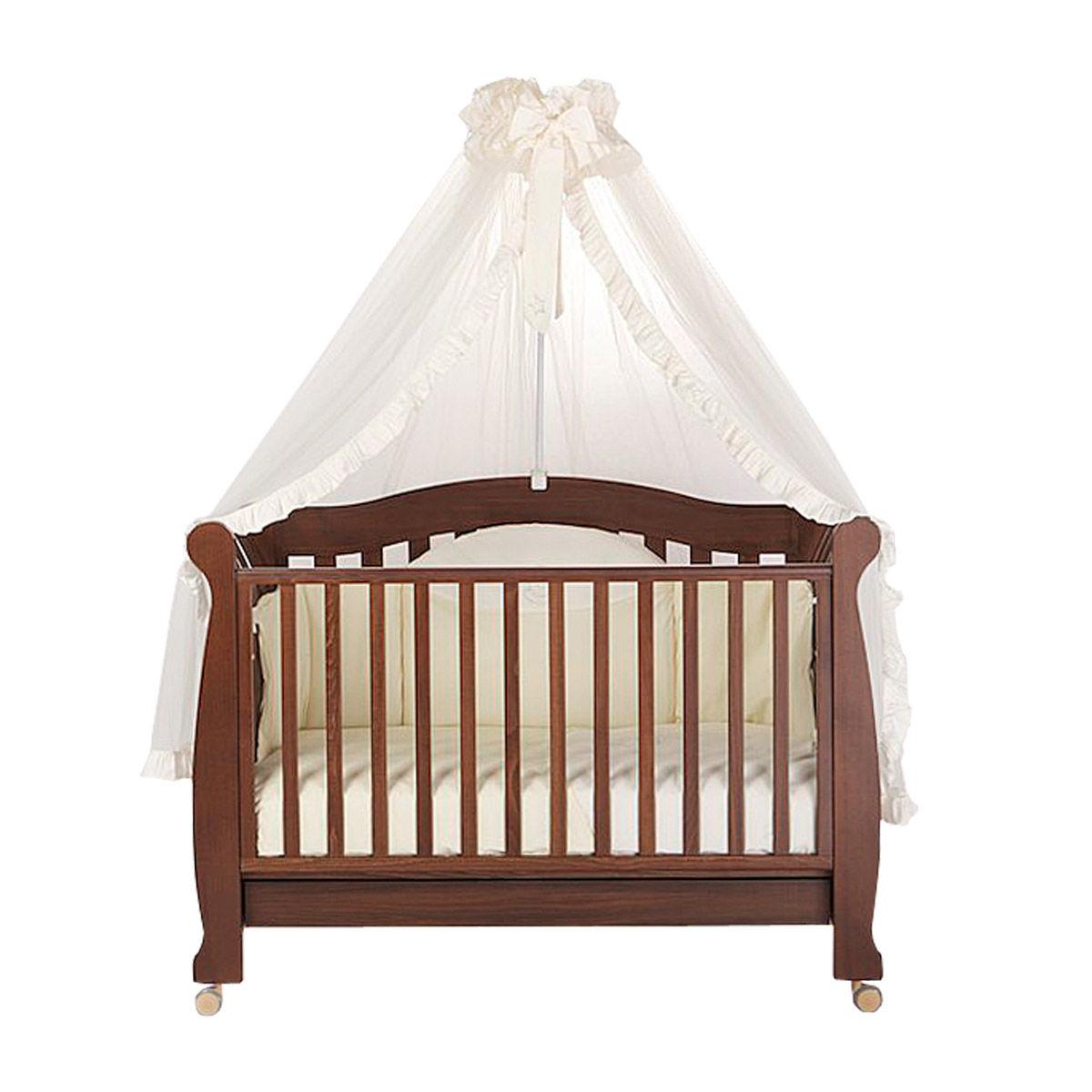 Резные кроватки для новорожденных
