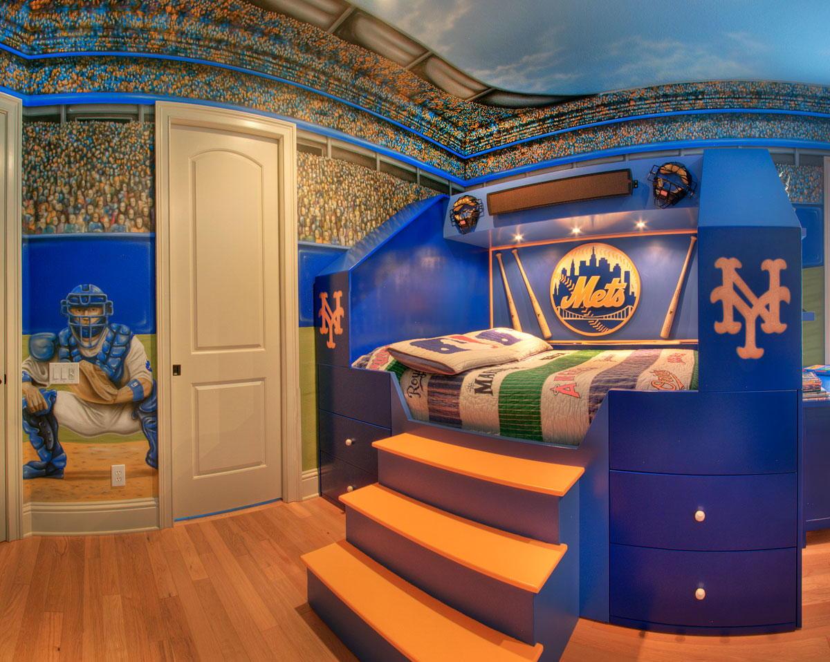 Картинки детские комнаты крутые