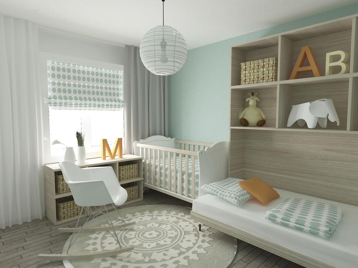 Картинка комната для мамы и сына